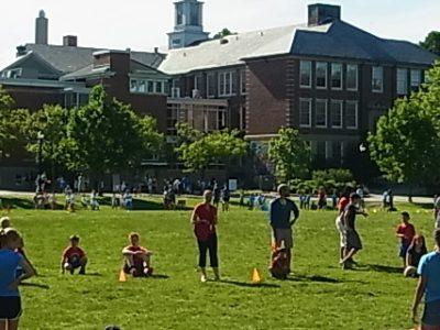 運動会とField Day