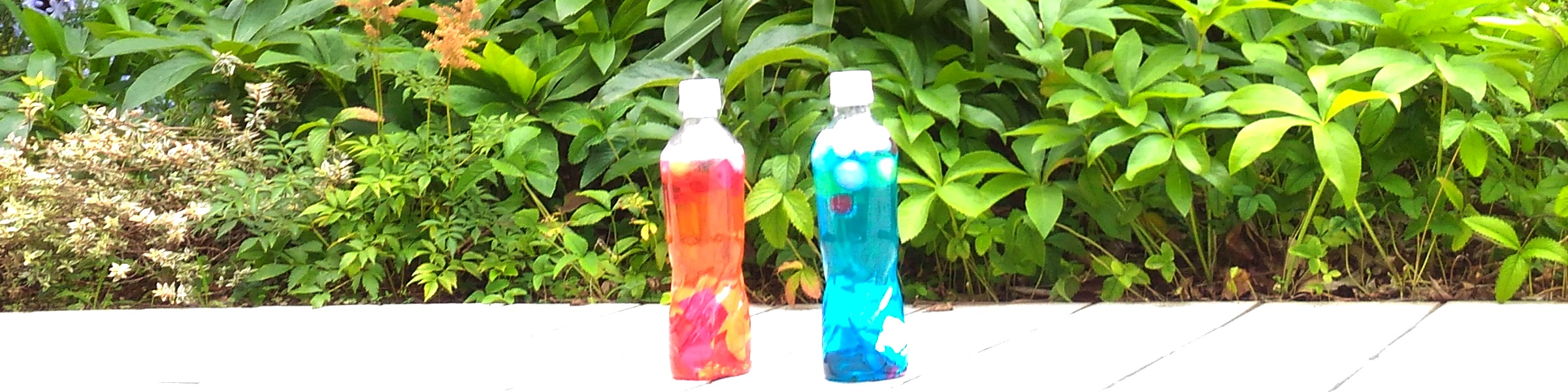 カラフルボトル