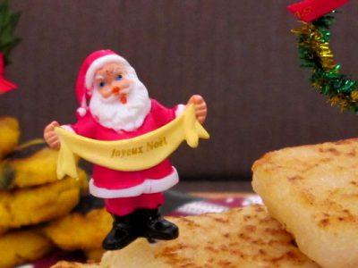 サンタクロースのお手伝いをした日