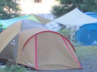 キャンプ体験 どんな活動内容よりも大切なこと