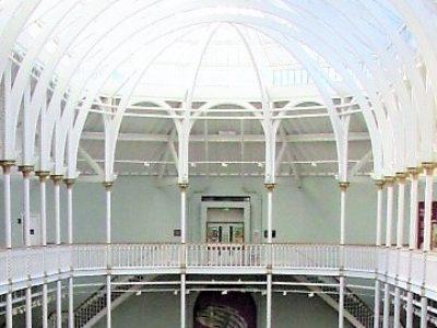 私の好きな世界のMuseum:5スコットランド国立博物館